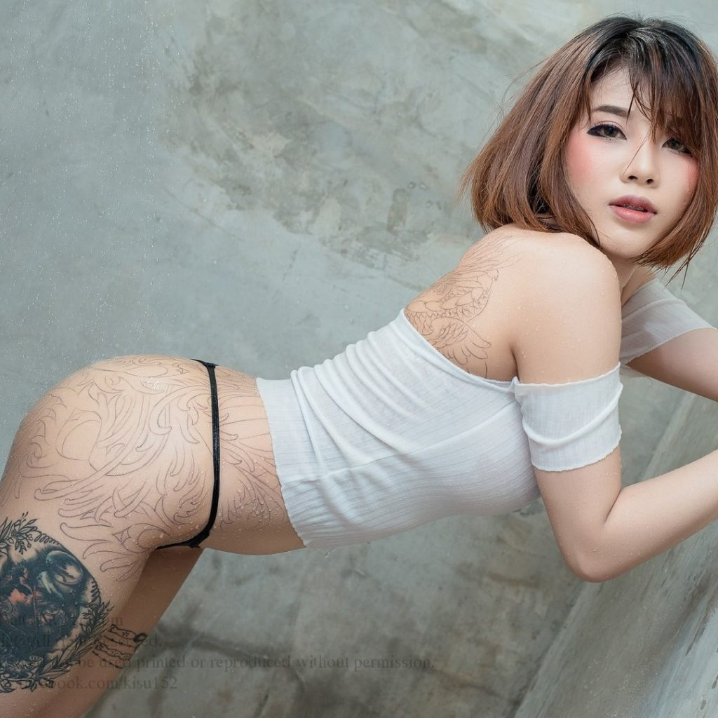 Profil Picture Donutty sexy tattoo