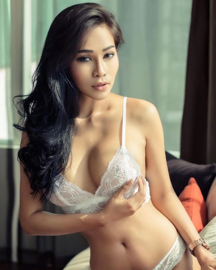 Platoo Maria White sexy lingerie