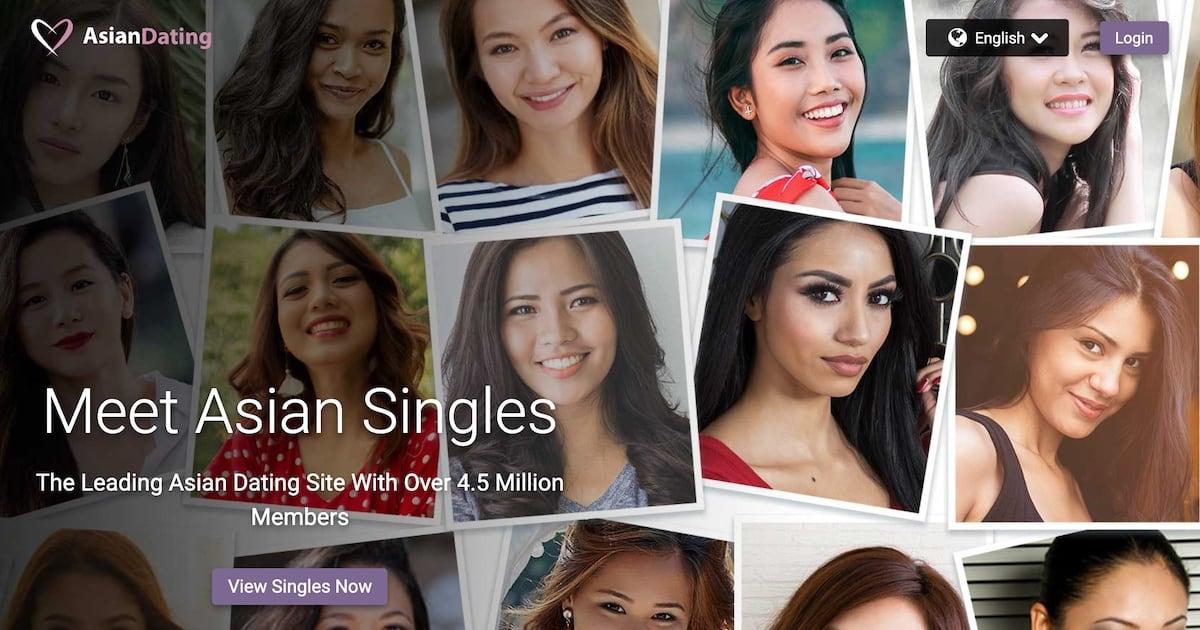 screenshot of asiandating.com asian dating site homepage