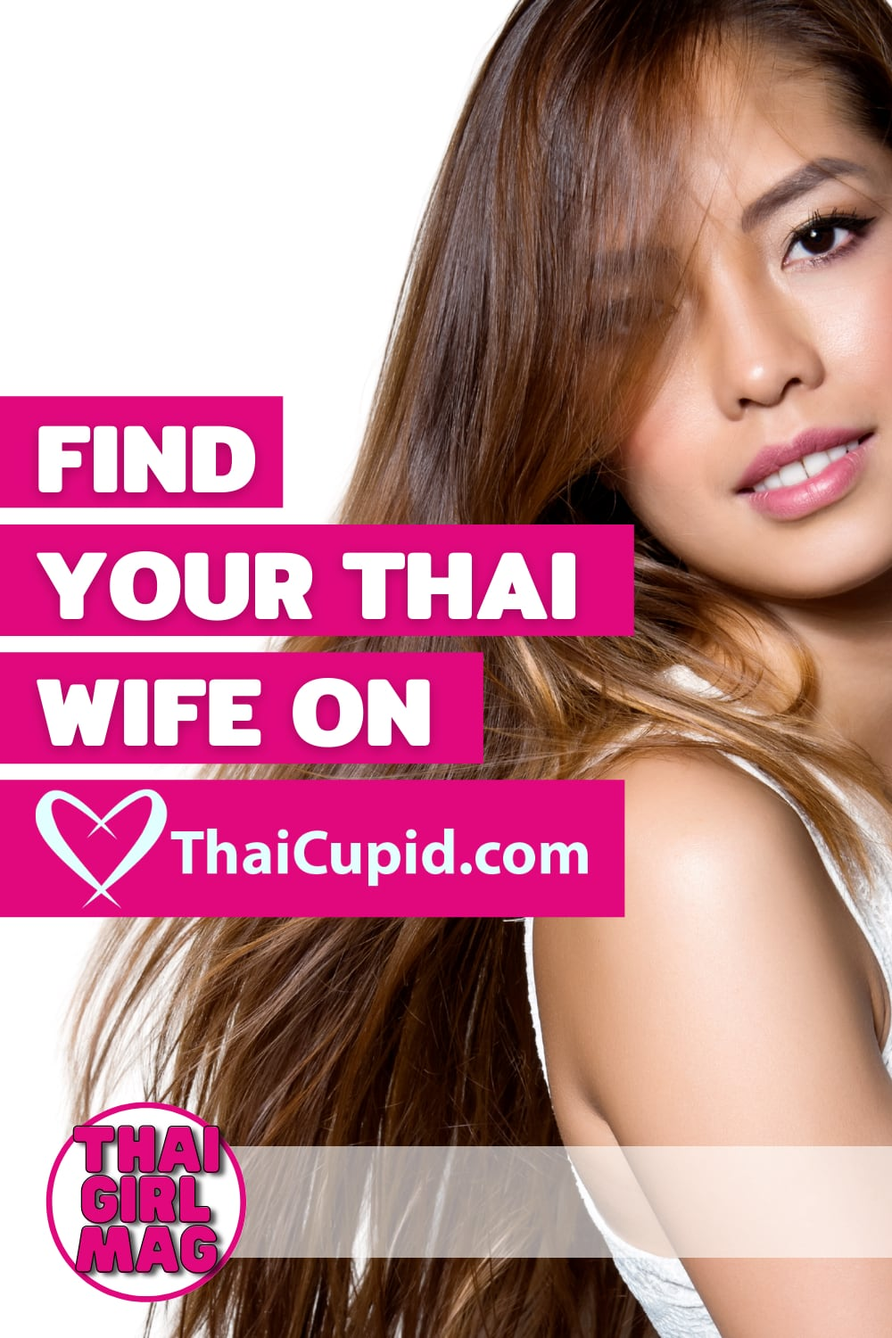 Thaicupid find your Thai wife banner by Thai Girl Mag