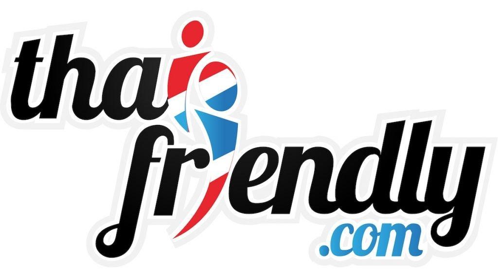 thaifriendly logo white background